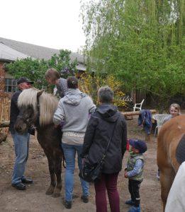 Artikel zum Frühlingsfest auf dem Distelhof